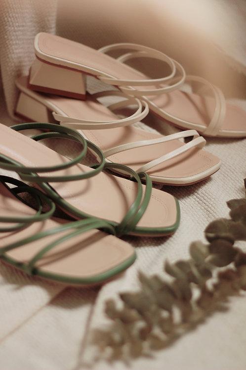 Jolie Strappy Heels