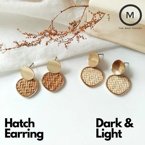 Hatch Earring