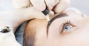 Microblading (3D Feathery Eyebrows)