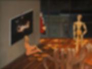 contemporany art, emanuela giacco, contemporany art, neosurrealismo, surrealismo, pieno di vuoto