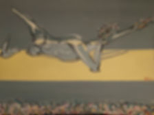contemporany art, emanuela giacco, contemporany art, neosurrealismo, surrealismo, perduta-mente