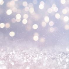 Christmas light background.  Holiday glo