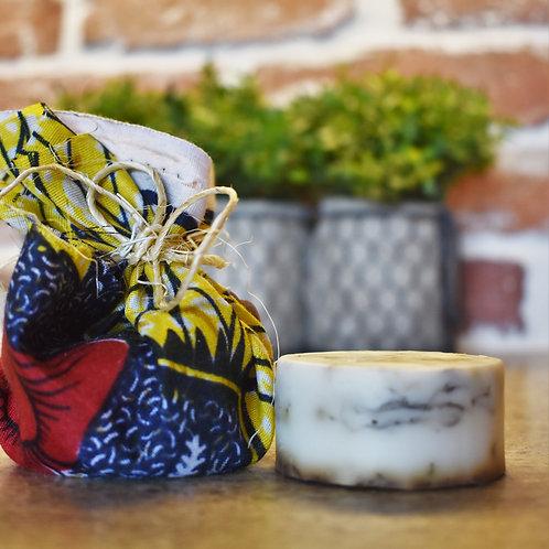 Lavender Luffa Soap