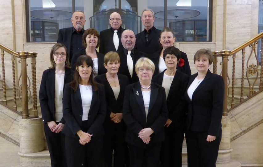 Capriccio Singers Wirral Choir 2014