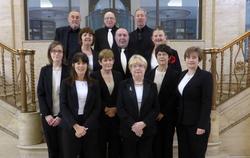Capriccio Singers Wirral Choir 2014
