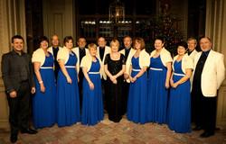 Capriccio Singers Wirral Choir at Thornton Manor 12.12