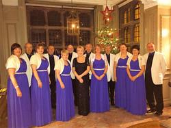 Wirral Choir Capriccio Singers Thornton Manor 12.12.15