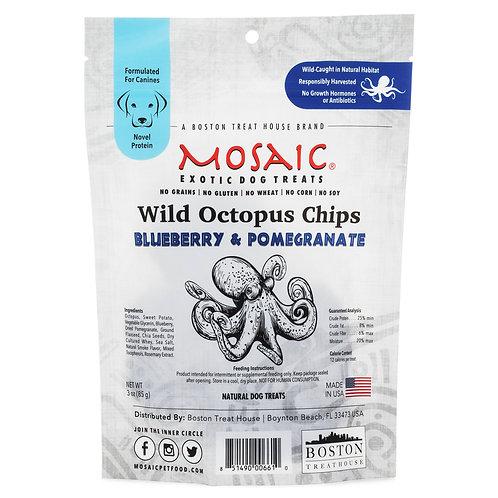 Mosaic Wild Octopus Chips
