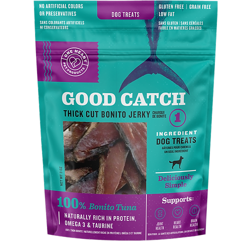 Good Catch! Tuna Jerky
