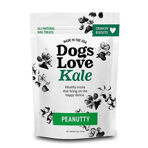 Dogs Love Kale: Peanutty