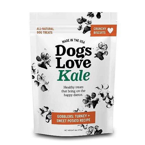 Dogs Love Kale: Gobblers