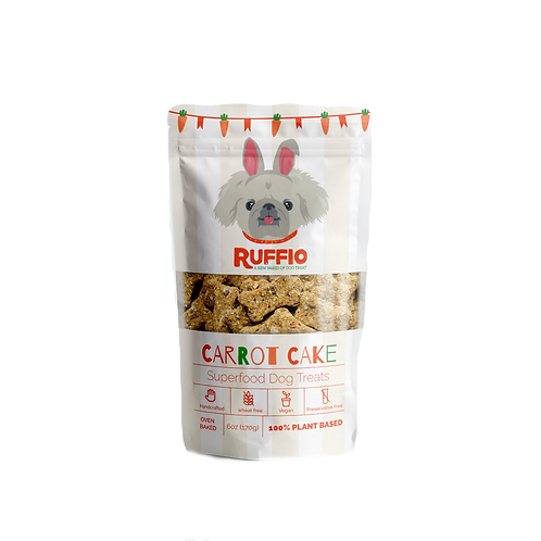 Ruffio Carrot Cake