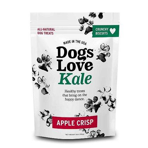 Dogs Love Kale: Apple Crisp