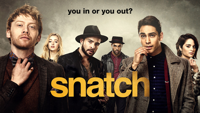Crackle TV Snatch (TV Series)