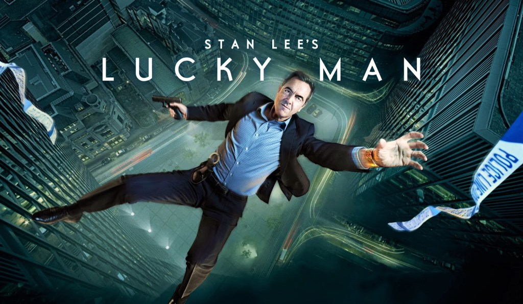 Sky One Stan Lee's Lucky Man