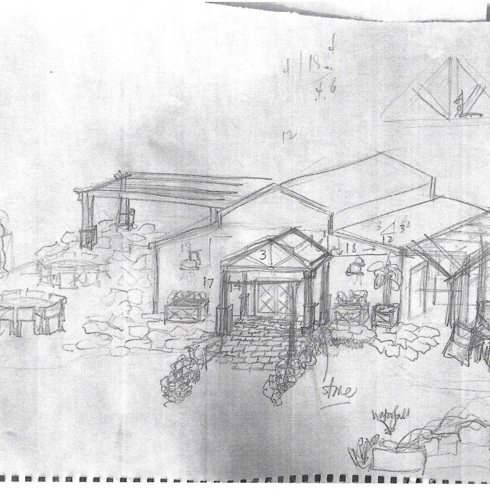 Front of Barn Concept