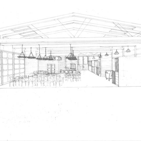 Interior Barn Concept