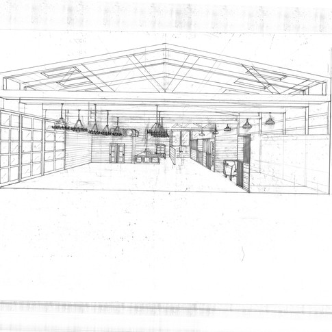 Barn Interior - No Furniture