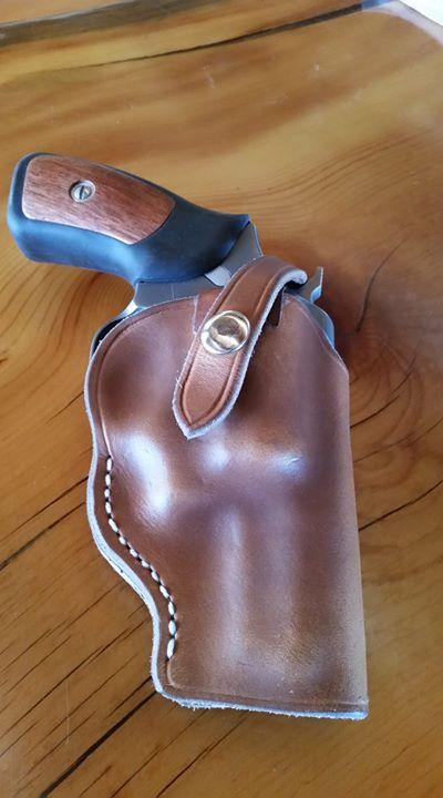 Lovely Ruger pistol holster