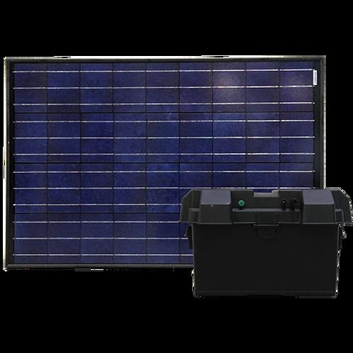 Agrilaser Autonomic Solar Kit