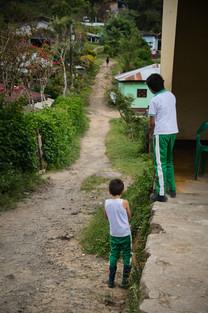 Vereda la Legiosa - Municipio de Colombia, Huila