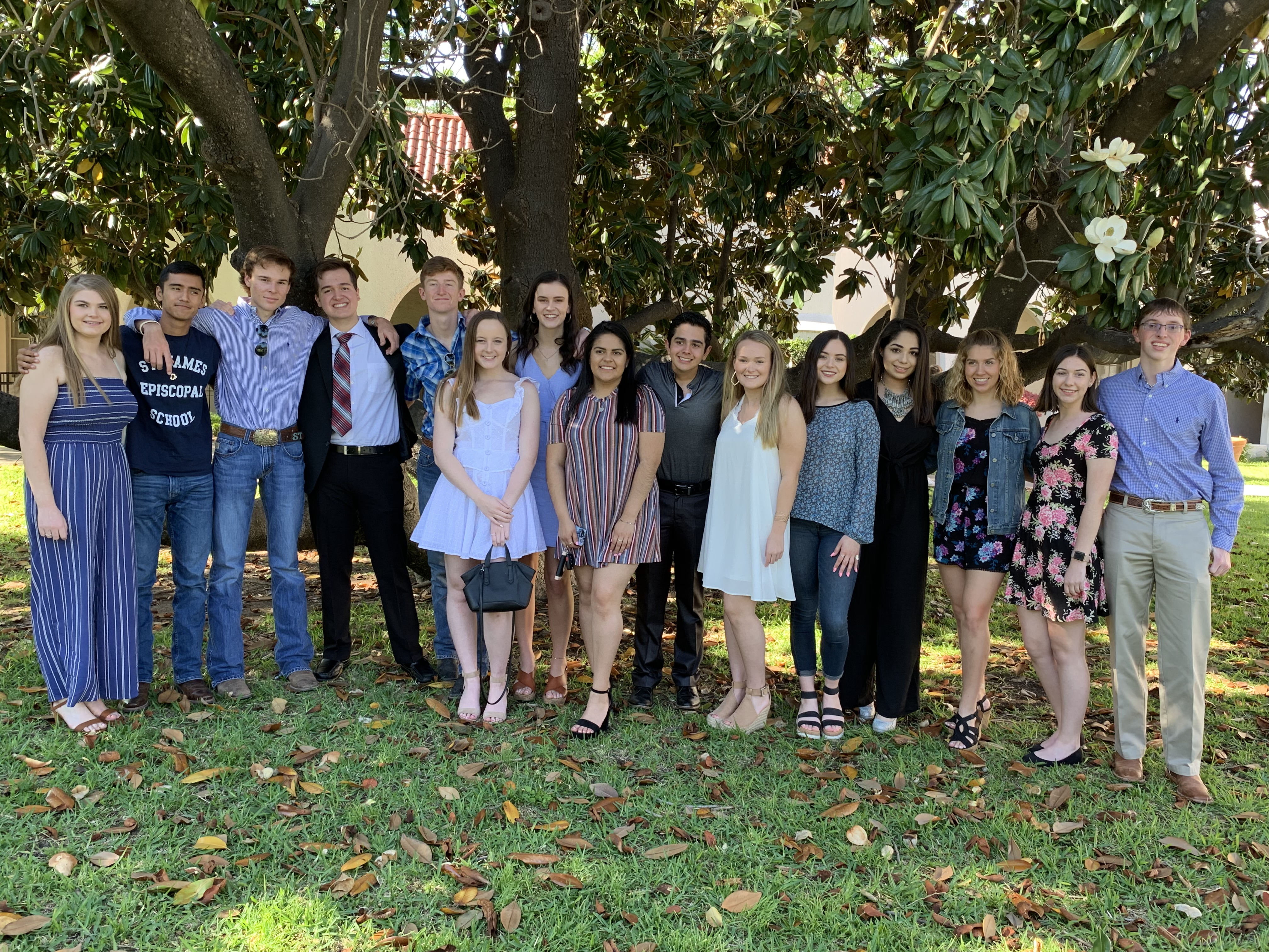 HS Graduating Class of 2019