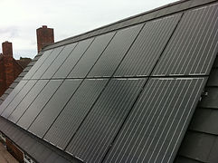 Solar PV panels West Kirby,Wirral, Genr8 Renewable Energy