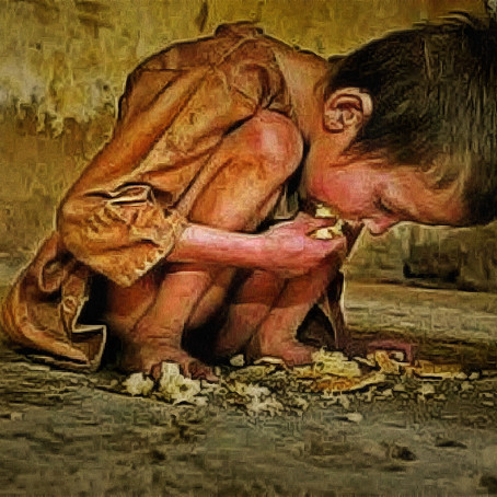 भूखी मौत