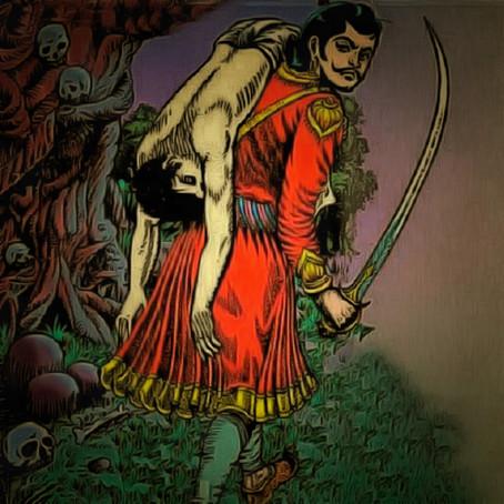 विक्रमार्क, बुढ़िया और सराय रोहिल्ला (निर्णायक कहानी)