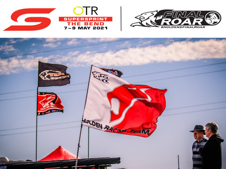 Holden's Final Roar Tribute to Celebrate Iconic Brand at OTR SuperSprint
