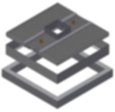 IFF 510 zum Aufdübeln auf Fundament(e)