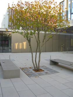 Darmstadt, Firmenzentrale Merck 2015