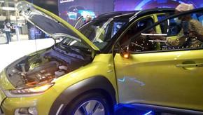 Nigéria - Stallion Motors lança seu Hyundai-Kona, um carro 100% elétrico