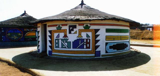Arquitetura africana: arte na arquitetura africana