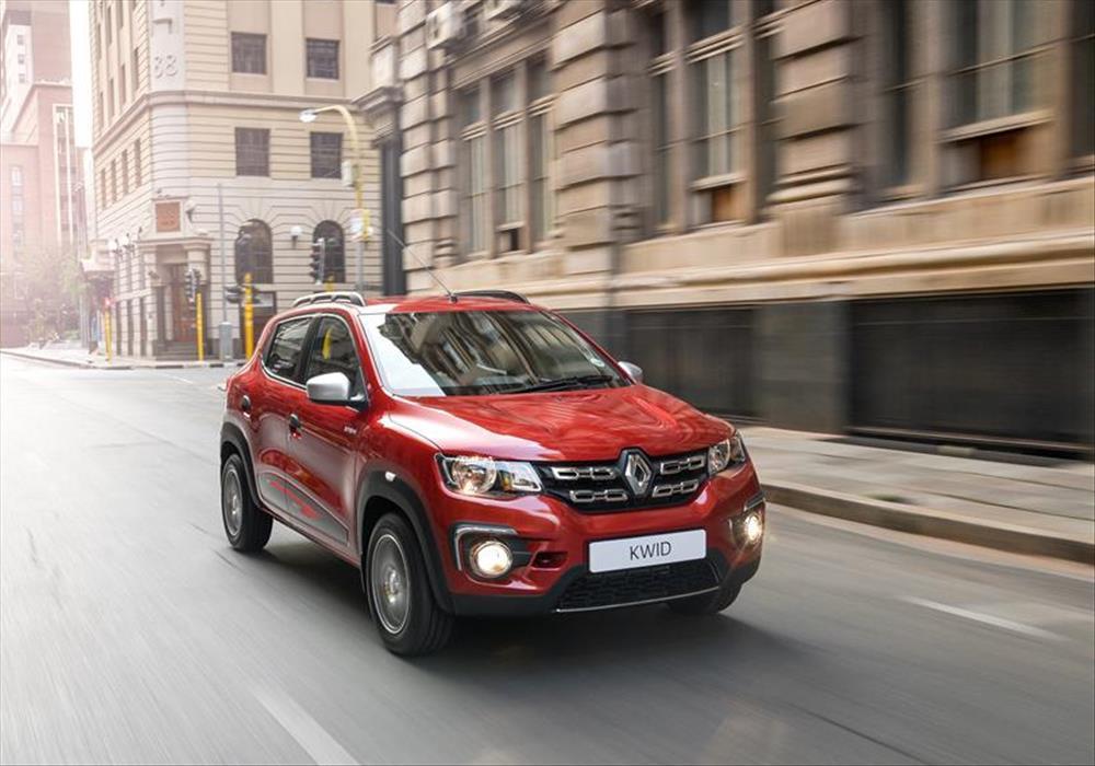 Renault Kwid (40 dias)