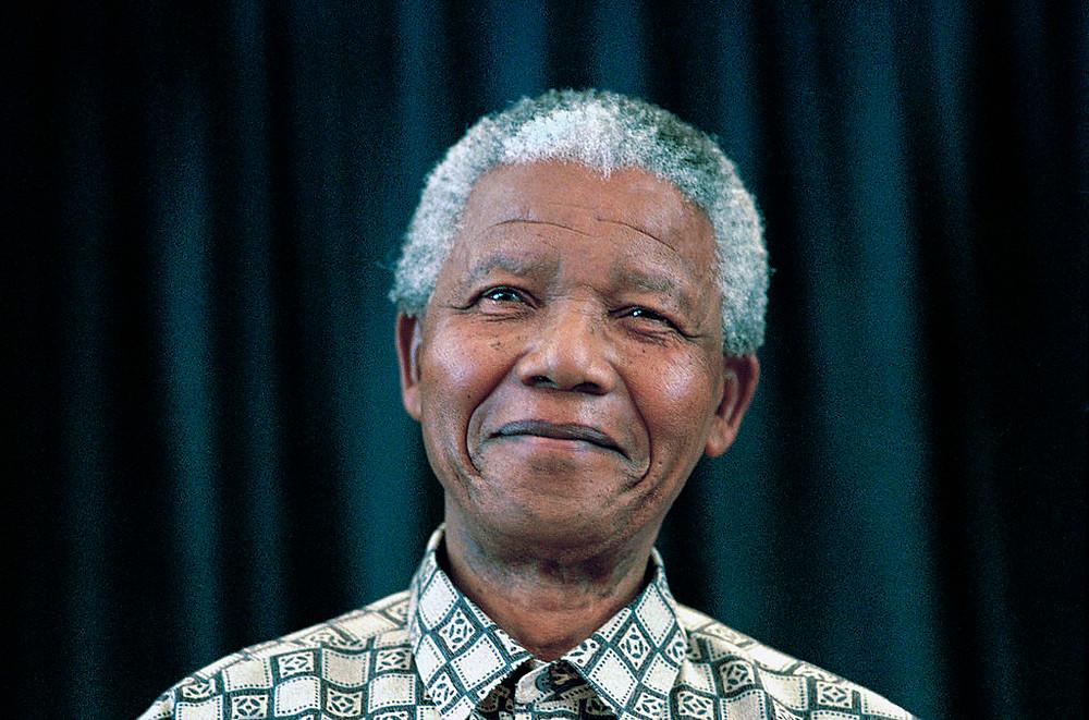 Nelson Mandela Apartheid Africa do Sul Nobel da Paz Segregacionista 1993