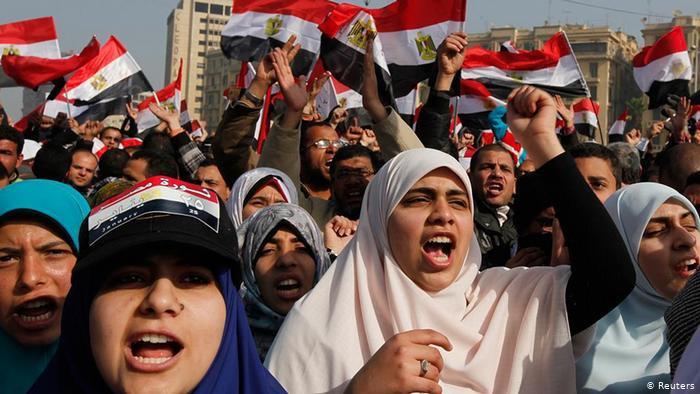 Mulheres egipcias
