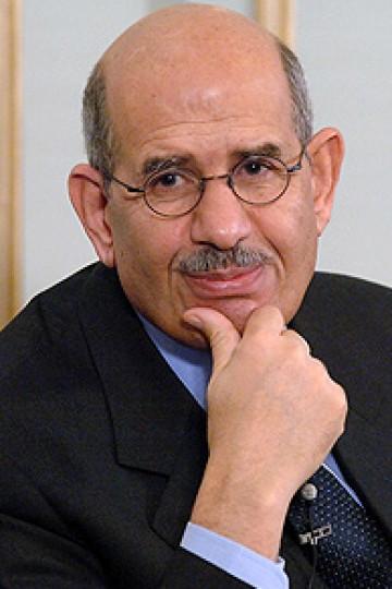 Mohamed ElBaradei Nobel Paz Egito 2005