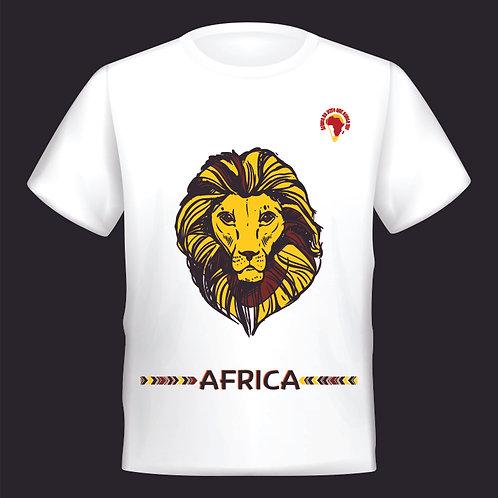 Camiseta África Leão