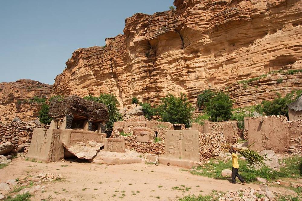 Falésias de Bandiagara, Mali