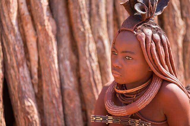 Tribo Himba
