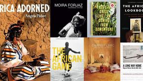7 livros de mesa de centro que mostram a beleza do continente africano