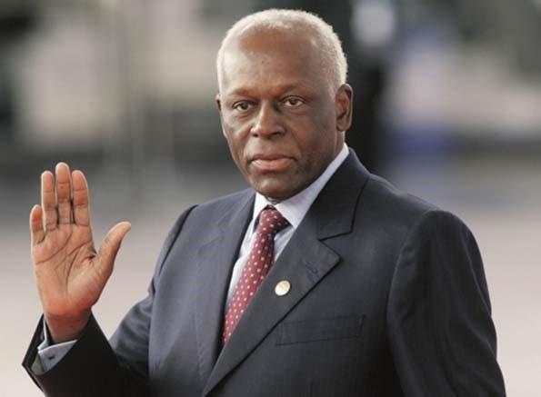 José Eduardo dos Santos - Ex Presidente de Angola