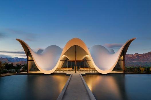 Arquitetura africana: Capela Bosjes
