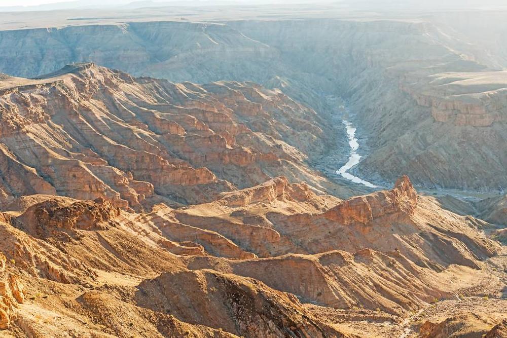 Fish River Canyon, Namíbia