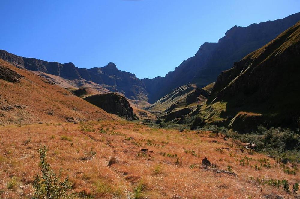 Cordilheira de Drakensberg, Lesoto