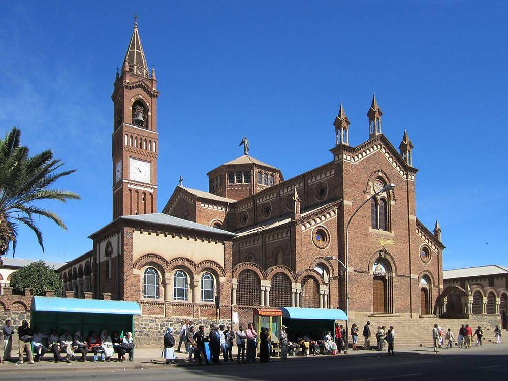 Catedral de Asmara, Eritreia