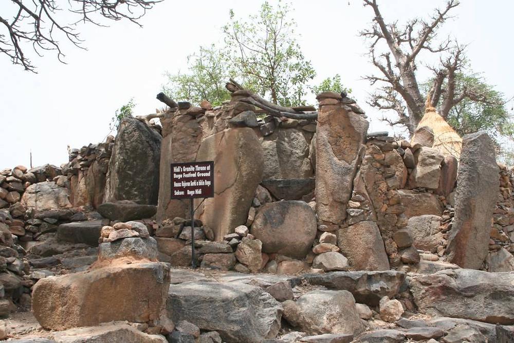 Paisagem Cultural de Sukur, Nigéria