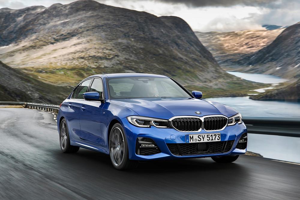 BMW Série 3 (31 dias)