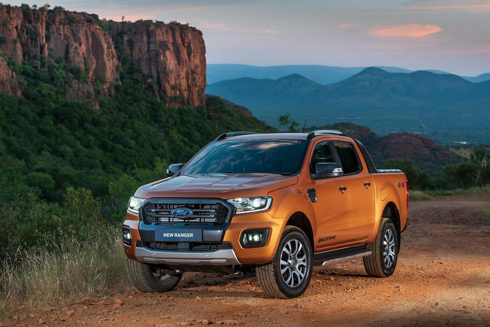 Ford Ranger (32 dias)